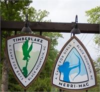 Camps Merri-Mac and Timberlake Adam Boyd